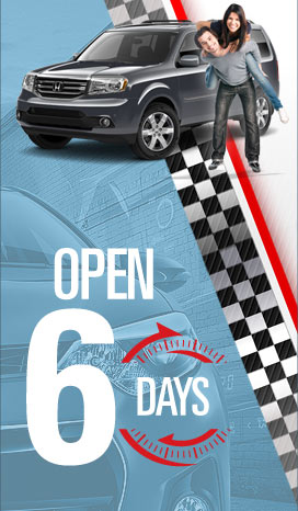 Sauvé Automobiles - Open 6 days week